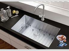 Undermount Kitchen Sinks Buyer's Guide   Design Ideas & Pictures