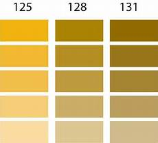 Shades Of Gold Color Chart Brighten My Gold Pantone Gold Shades Of Gold Color