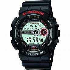 G Shock Light Button Gd 100 1aer Casio Mens G Shock Super Auto Led Light Watch
