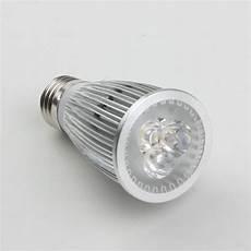 Al Light Bulbs Aluminium Shell E27 9w Led Spot Light Bulbs Lamp Warm