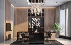 modern luxury ceo office interior design jeddah saudi