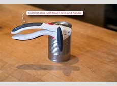 Amazon.com: ZYLISS Lock N' Lift Can Opener with Lid Lifter