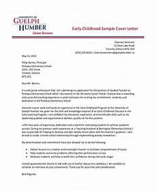 Letter Sample For Teacher Free 10 Sample Teacher Cover Letters In Pdf Ms Word