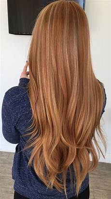 Light Brown Hair With Strawberry Highlights Picture Consequence For Strawberry Hair With