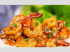 15 Minute Easy Teriyaki Shrimp   TipBuzz