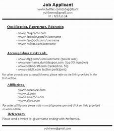 Hobbies And Interests On A Resume Resume Examples Hobbies Resume Templates
