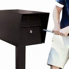Business Mailbox Mail Boss 7506 Mail Manager Locking Security Mailbox