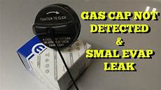 Engine Light Gas Cap Reset Gas Cap Check Engine Light And Small Evap Leak Fix Youtube