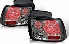 Ford Mustang Euro Lights 99 04 Ford Mustang Euro Style Led Lights Smoked