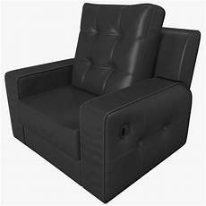 Leather Recliner Sofa 3d Image by Leather Recliner 3d Obj