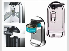 Win a Kenwood 3 in 1 Can Opener with Knife Sharpener and