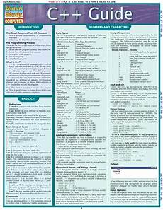 Concord 4 Programming Chart C Programming Quick Guide And Cheat Sheet Examville