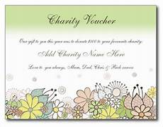 Charity Gift Certificates 15 Birthday Voucher Templates Psd Ai Indesign Word