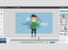 Online Animation Software   Create a professional