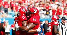 Cbs Sports Football Depth Charts Nc State Football 2018 Offensive Depth Chart Projections