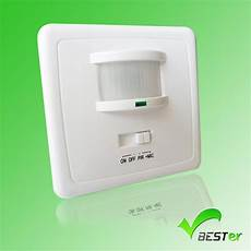 Infrared Remote Light Switch China Wall Mount Pir Motion Sensor Switch Ac220v Auto