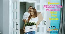 Average Relocation Package Common Relocation Packages What They Include