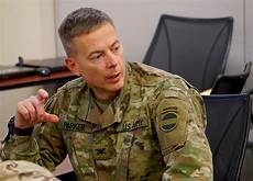 Navy Intelligence Officer 1st Brigade Military Intelligence Conducts Groundbreaking