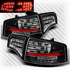 Audi A4 Prnds Lights For 2005 2008 Audi A4 S4 B7 Black Led Lights Lamp