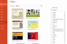 Microsoftoffice Templates New Templates In Microsoft Powerpoint 2013 Office 15