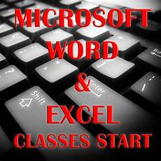 Microsoft Word Assistance Microsoft Word Amp Excel Classes Start Northwest