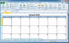 How To Make A Monthly Calendar In Word How To Create A Calendar In Excel