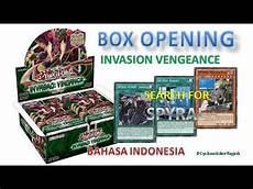 yu gi oh vengeance booster box 1st edition