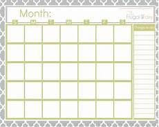 Printable Blank Calendar Blank Calendar Fotolip Com Rich Image And Wallpaper