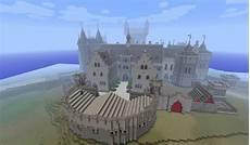 Castle Design A Kings Castle Minecraft Building Inc