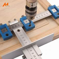 aluminium cabinet hardware jig for handles and knobs in