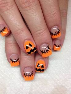 Cool Halloween Designs Nails 80 Cute Halloween Nail Art Ideas You Can Do At Home