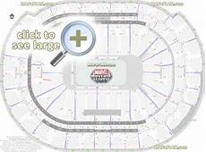 Marvel Universe Live Seating Chart Bb Amp T Center Seat Amp Row Numbers Detailed Seating Chart