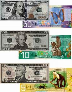 Costa Currency To Usd Chart Changing Money In Costa Rica Dollars Accepted