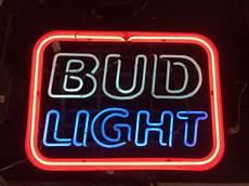 Bud Light Texas Neon Sign Bud Light Neon Sign