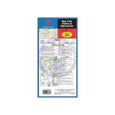 Waterproof Charts Coupon New York Harbor And Approaches Waterproof Chart 5th Edition