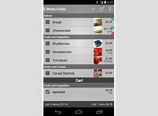 Amazon.com: Mighty Grocery Shopping List: Appstore for Android