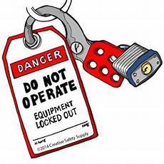 Lockout Tagout Lockout Tagout Systems The Safety Brief