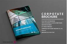 Brochure Templates For It Company Corporate Brochure 8 Pages Brochure Templates Creative