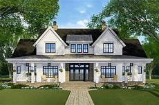 Home Design Story Move Door Modern Farmhouse Plan With Door Greeting 14679rk