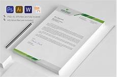 Creative Letterhead Samples Letterhead Stationery Templates Creative Market