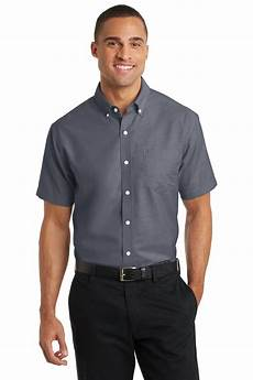port authority s sleeve superpro oxford shirt s659