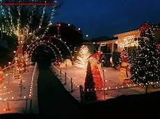 Lakewood Christmas Lights Christmas Lights Holiday Display At 4158 Nipomo Ave
