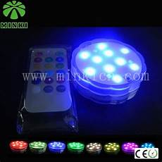 Battery Operated Led Lights With Remote Minki Ip68 Submersible Remote Controlled Battery Operated