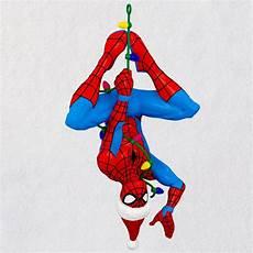 Spidey Light 2019 Spiderman Here Comes Spidey Claus Hallmark Christmas