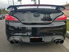 Genesis Coupe Lights Spec D Lights Hyundai Genesis Coupe Sequential