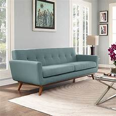 Blue Mid Century Modern Sofa 3d Image by 30 Mid Century Modern Sofas That Make Your Lounge Look The Era