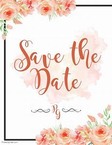 Save The Date Flyer Template Save The Date Template Postermywall