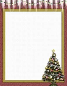 Free Printable Christmas Stationery Christmas 2 Free Stationery Com Template Downloads