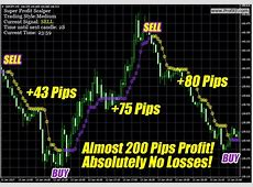 "Review of ""Super Profit Scalper"" forex indicator (Screenshots)"