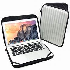 macbook pro sleeve 13 inches 2017 silver memory foam cover sleeve for 13 inch apple